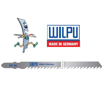 木材曲线锯条WP-HC 34